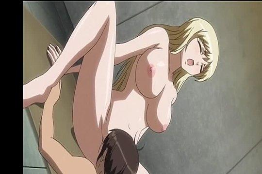 Аниме порно мультик с красивой полицейской и подследственным